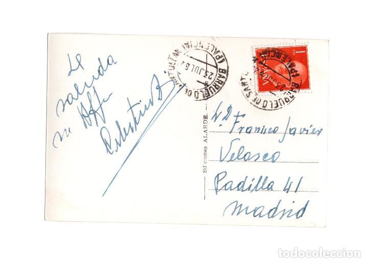 Postales: BARRUELO DE SANTULLAN.(PALENCIA).- VISTAS. - Foto 2 - 190614863