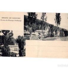 Postales: PALENCIA.- ABADIA DE LEBANZA. CERVERA DE PISUERGA.. Lote 190771482