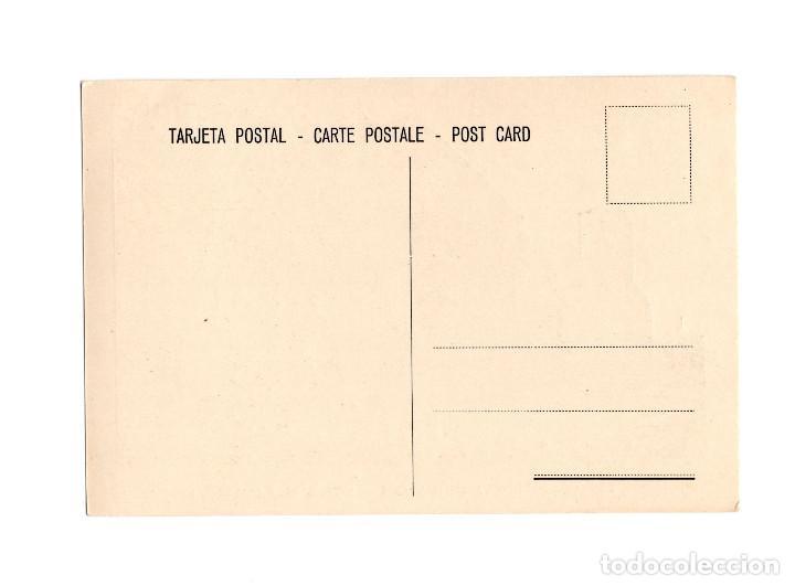 Postales: PALENCIA.- SAN LAZARO. HOTEL JORGE MANRIQUE. SANTA CLARA. - Foto 2 - 190772533