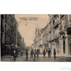 Postales: PALENCIA.- CALLE MAYOR. PRINCIPAL. LADO NORTE.. Lote 190774766