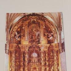 Postales: 96.- SALAMANCA/ RETABLO/ CONVENTO/ ESGLESIA SAN ESTEVAN/ SIN CIRCULAR/ 10×15 / REF.A.38. Lote 191339822