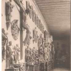 Postais: VALLADOLID,MUSEO DE BELLAS ARTES, , HAUSER Y MENET, NR.1836, , DIVIDIDA, SIN CIRCULAR. Lote 191398873