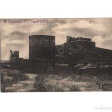 Postales: ZAMORA.- EL CASTILLO. POSTAL FOTOGRÁFICA.. Lote 191422095