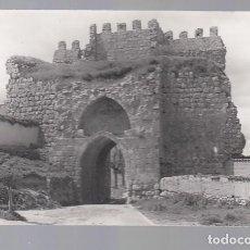 Cartes Postales: ALMAZAN (SORIA).- PUERTA DEL MERCADO. Lote 191438133
