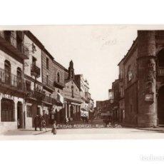 Postales: CIUDAD RODRIGO.(SALAMANCA).- RUA DEL SOL.. Lote 191589305