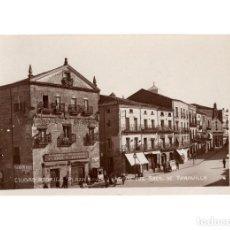 Postales: CIUDAD RODRIGO.(SALAMANCA).- PLAZA MAYOR Y CASA DE LOS SEÑORES DE TARAVILLA.. Lote 191589631