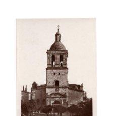 Postales: CIUDAD RODRIGO.(SALAMANCA).- CATEDRAL FACHADA DEL PONIENTE.. Lote 191590040