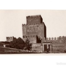 Postales: CIUDAD RODRIGO.(SALAMANCA).- CASTILLO DE D. ENRIQUE II.. Lote 191591037