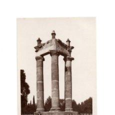 Postales: CIUDAD RODRIGO.(SALAMANCA).- LAS TRES COLUMNAS DE AUGUSTO Y ARMAS DE LA CIUDAD. . Lote 191591778