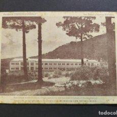 Postales: SAN RAFAEL (SEGOVIA)-RESIDENCIA FRANCISCO FRANCO-MALVAR-POSTAL ANTIGUA-(66.706). Lote 191737646