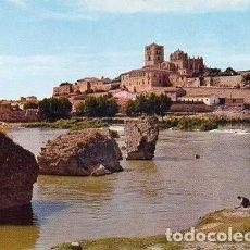 Postales: ZAMORA - 2002 LA CATEDRAL Y EL DUERO. Lote 192153610
