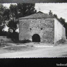 Postales: MOZONCILLO SEGOVIA. ERMITA DE SAN ROQUE. AÑOS 50. CIRCULADA. CCTT. Lote 192382880