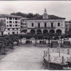 Postales: VILLARCAYO (BURGOS) - PLAZA MAYOR. Lote 192637007