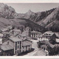 Postales: VISTA PANORÁMICA - RIAÑO (LEON). Lote 192754697