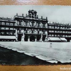 Cartes Postales: SALAMANCA - 8 - PLAZA MAYOR AYUNTAMIENTO - HELIOTIPIA ARTISTICA. Lote 192882795