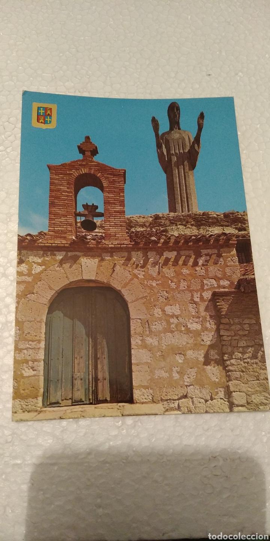 PALENCIA CRISTO DEL OTERO Y ERMITA (Postales - España - Castilla y León Moderna (desde 1940))
