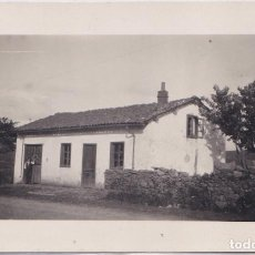 Postales: PANCORBO (BURGOS) - CASETA DE PEONES CAMINEROS. Lote 193447642