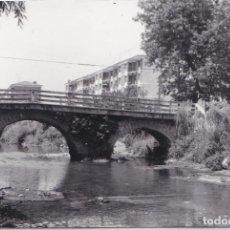 Postales: VILLASENA DE MENA (BURGOS) - PUENTE SOBRE EL RIO. Lote 193447887