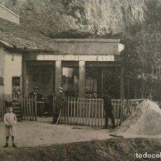 Postales: VALENCIA DE DON JUAN-ENTRADA BODEGAS VINO PRIETO PICUDO DE PEDRO VECINO-POSTAL ANTIGUA-(67.442). Lote 193740231