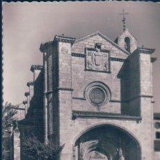 Postales: POSTAL AVILA - CONVENTO DE SANTO TOMAS - FACHADA - GARRABELLA. Lote 193882131