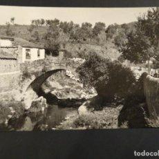 Postales: HERVÁS 13 PUENTE ROMANO. CIRCULADA CON AMBULANTE.. Lote 194071172
