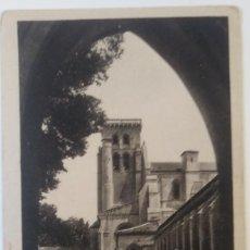 Postales: BURGOS - MONASTERIO DE LAS HUELGAS. Lote 194110167