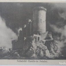 Postales: VALLADOLID- CASTILLO DE PEÑAFIEL. Lote 194113048