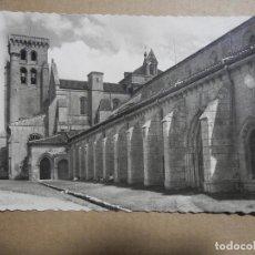 Postales: BURGOS. MONASTERIO DE LA HUELGAS. VISTA EXTERIOR. ED. GARCIA GARRABELLA Nº 89. NUEVA. Lote 194221850