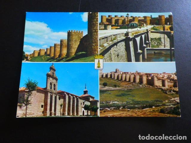 AVILA VARIAS VISTAS (Postales - España - Castilla y León Moderna (desde 1940))