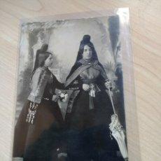 Postales: POSTAL TIPOS DE CANDELARIO. ED. CASA JUNQUERA. CIRCULADA.. Lote 194285076