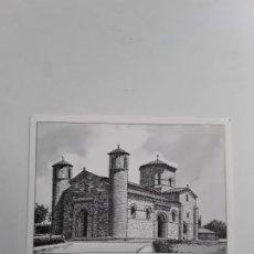 Postales: POSTAL FROMISTA IGLESIA DE SAN MARTÍN SIGLO XI PALENCIA . Lote 194302728