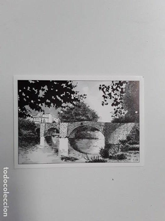 POSTAL PUENTECILLAS PALENCIA (Postales - España - Castilla y León Moderna (desde 1940))