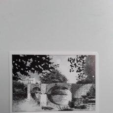 Postales: POSTAL PUENTECILLAS PALENCIA . Lote 194303466
