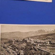 Postales: ANTIGUA TARJETA POSTAL DE BEJAR. Lote 194329436