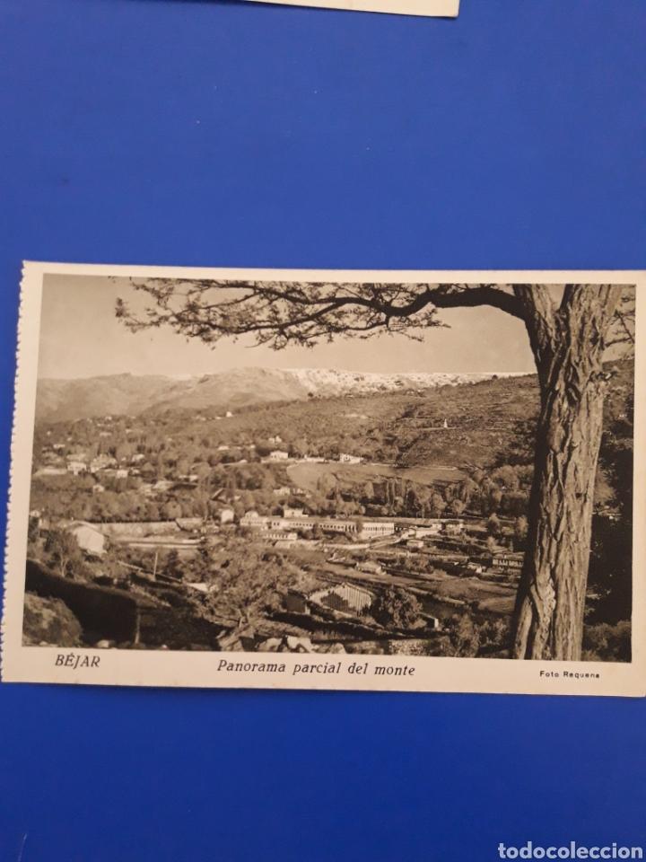 ANTIGUA TARJETA POSTAL DE BEJAR (Postales - España - Castilla y León Antigua (hasta 1939))