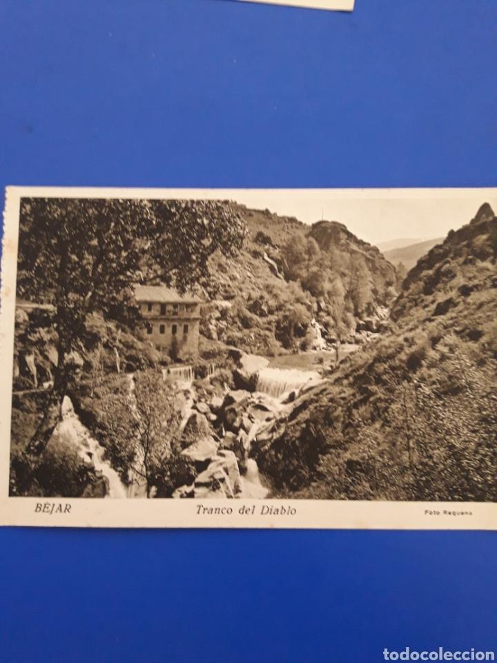 TARJETA POSTAL ANTIGUA DE BEJAR (Postales - España - Castilla y León Antigua (hasta 1939))