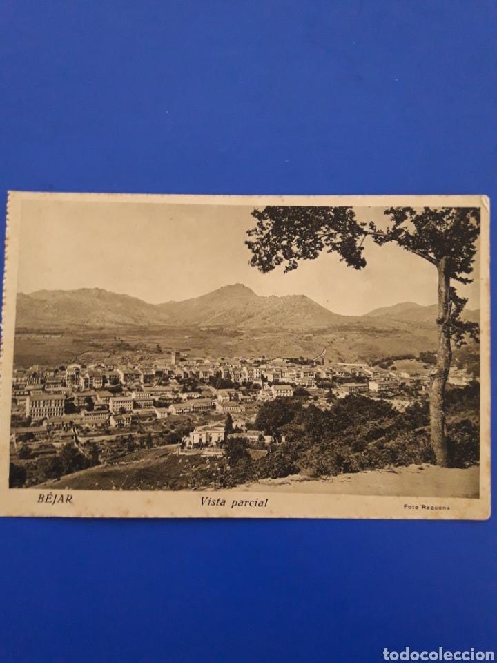 TARJETA POSTAL DE BEJAR ANTIGUA (Postales - España - Castilla y León Antigua (hasta 1939))