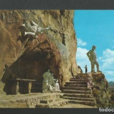 Postales: POSTAL SIN CIRCULAR - AMEYUGO - BURGOS - MONUMENTO AL PASTOR - EDITA POSTALES A.G BURGOS. Lote 194360157