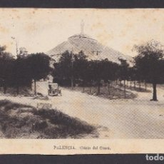 Postales: POSTAL PALENCIA CRISTO DEL OTERO. Lote 194381952