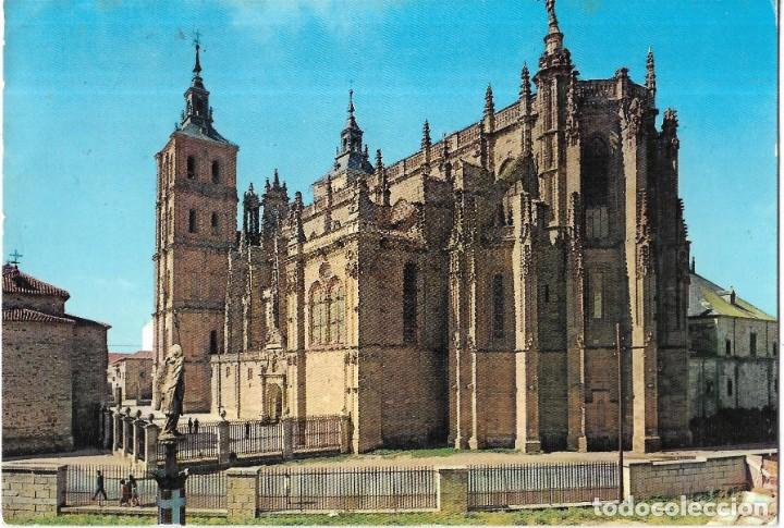 == P1584 - POSTAL - ASTORGA - LA CATEDRAL (Postales - España - Castilla y León Moderna (desde 1940))