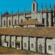Postales: == P1772 - POSTAL - CARTUJA DE MIRAFLORES - LA IGLESIA VISTA DESDE EL CLAUSTRO. Lote 194517993