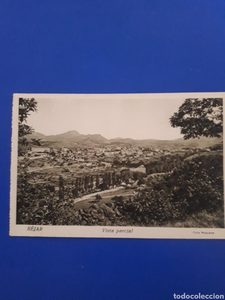 POSTAL DE BEJAR ANTIGUA (Postales - España - Castilla y León Antigua (hasta 1939))