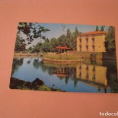 Postales: BEJAR. EL BOSQUE (JARDÍN ARTÍSTICO). DISTRIBUCIONES STUDIO. ESCRITA.. Lote 194525371