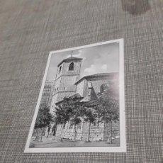 Postales: POSTAL IGLESIA DE SAN LÁZARO PALENCIA XV.XVI . Lote 194618806