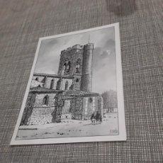 Postales: POSTAL IGLESIA SAN MIGUEL SIGLOS XII. XV . Lote 194619057