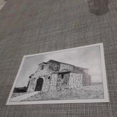 Postales: POSTAL BASÍLICA DE SAN JUAN BAUTISTA DE BAÑOS DE CERRATO AÑO 661 . Lote 194619315
