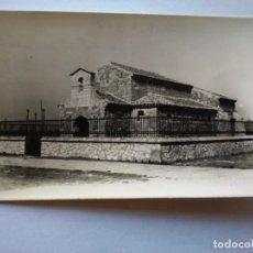 Postales: POSTAL -- VENTA DE BAÑOS - IGLESIA VISIGOTICA DE SAN JUAN DE BAÑOS -- ESCRITA --. Lote 194622195