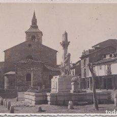 Postales: LEON - PLAZA DEL MERCADO. Lote 194650170