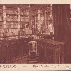 Postales: LEON - IMPRENTA CASADO. Lote 194650211