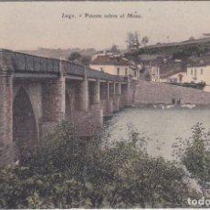 Postales: LEON - AFUERAS - PAISAJE. Lote 194650272